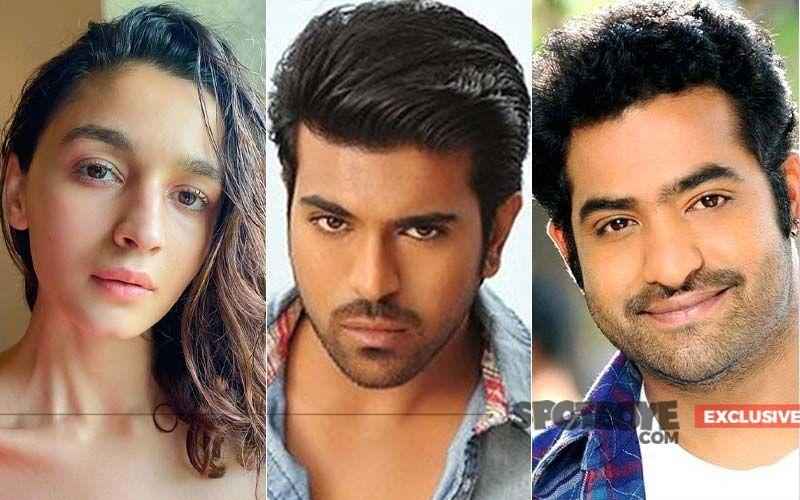 'Alia Bhatt, Ramcharan Teja And NTR Jr Do Not Have A Love Triangle In RRR' Says Baahubali Hitmaker SS Rajamouli - EXCLUSIVE