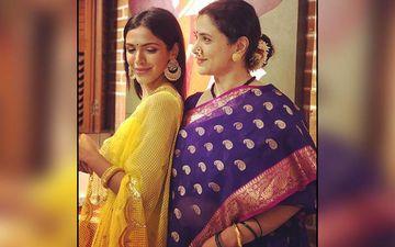 Shriya And Supriya Pilagonkar To Play Mother Daughter On Screen?