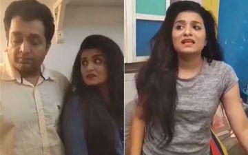 Marathi Celebs Take A Shot On The Biggini Shoot Trend, Catch Majhya Navryachi Bayko Cast Dancing To This Tune
