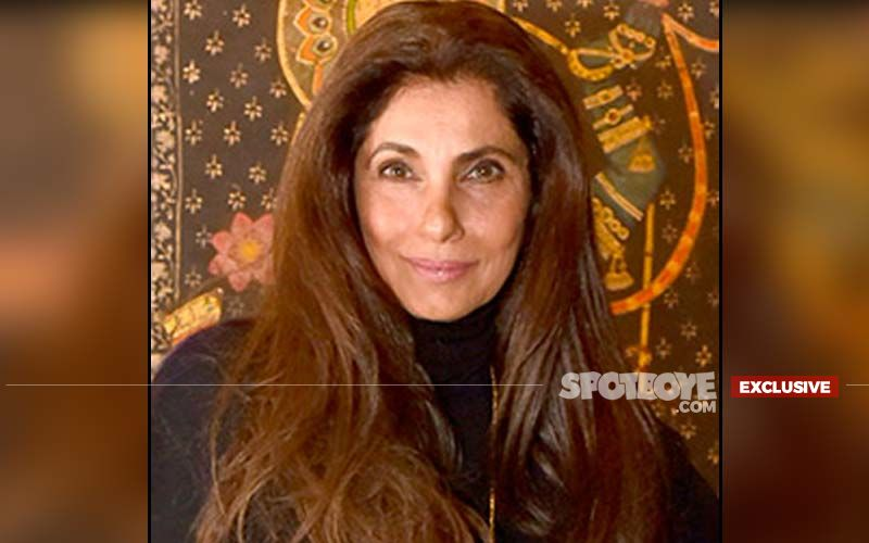 Dimple Kapadia's 10-Minute Role In Christopher Nolan's Tenet Has Her Gushing-EXCLUSIVE