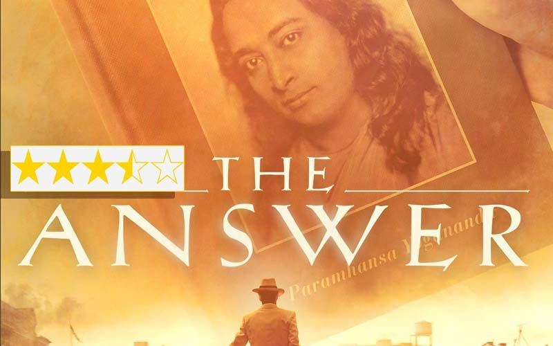 The Answer Movie Review: Believer Or Non-Believer, This Movie Is A Must