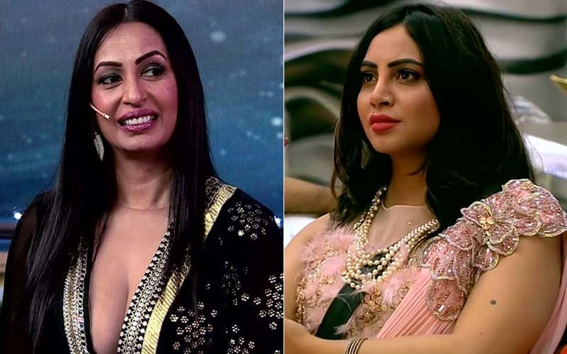 Bigg Boss 14 EVICTION: Kashmera Shah Is Out; Arshi Khan Goes Back On Her Words And Decides To Stay  After Getting Bashed By Salman Khan