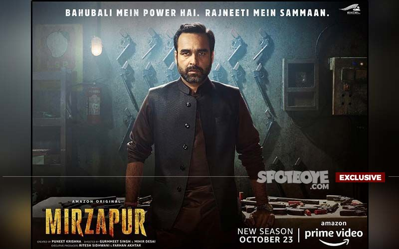 Pankaj Tripathi On Mirzapur 2 Controversy: Filthy Language Is Not The Only Way To Get Noticed - EXCLUSIVE