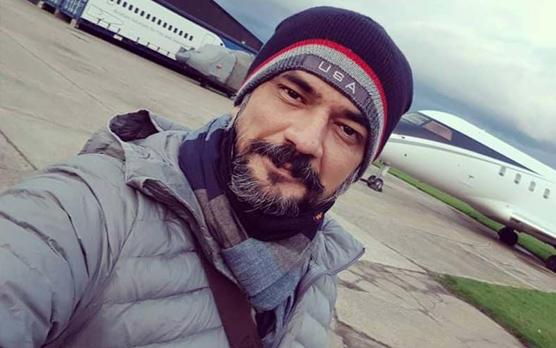 Lokesh Gupte Misses Shooting With Date Bhet Crew In London