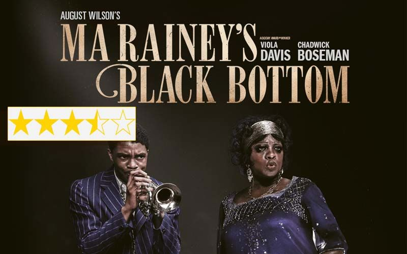 Ma Rainey's Black Bottom Review: This Is Chadwick Boseman's Final Hurrah; A Great Performance In A Not-So-Great Film