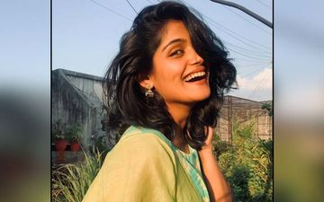 Isha Keskar's Short Hair No Care Look Is The Next Big Trend