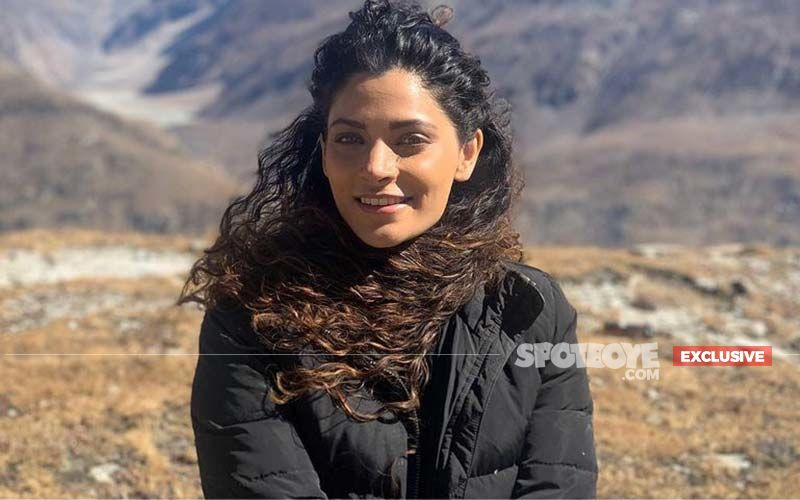 Unpaused Actress Saiyami Kher: 'Fashion & Glamour Does Overshadow Talent In Bollywood Many A Times'- EXCLUSIVE