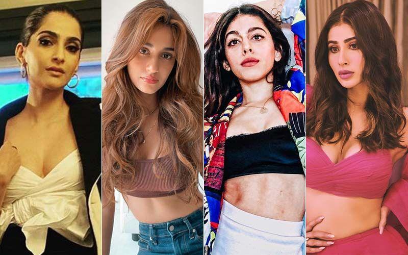 Fabulously HOT Or NOT: Sonam Kapoor, Disha Patani, Alaya F And Mouni Roy