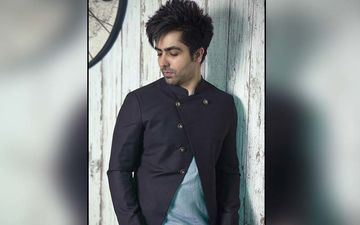 Harrdy Sandhu Notches Up His Style In An Ethnic Blazer And We Can't Stop Looking At Him