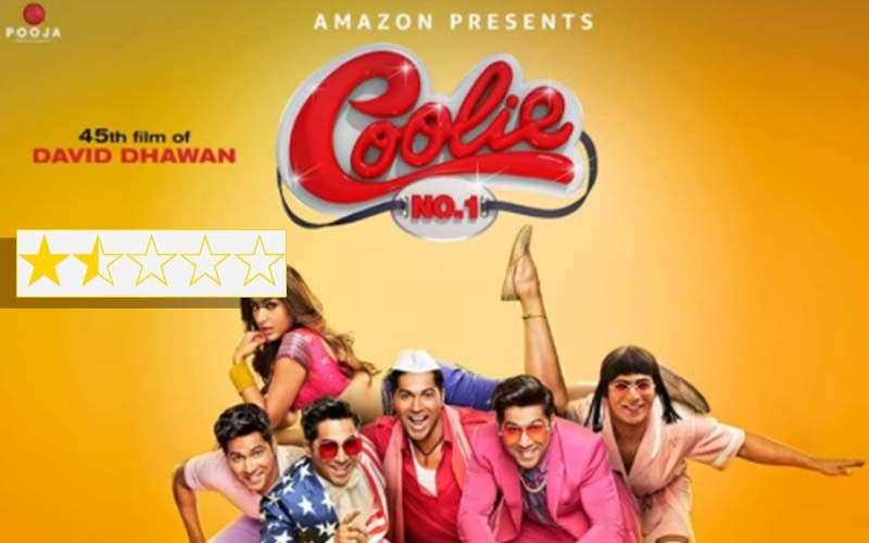 Coolie No 1 Movie Review: The Dearth Of Humour In This Varun Dhawan-Sara Ali Khan Starrer Will Make You Revisit The Original, Pronto