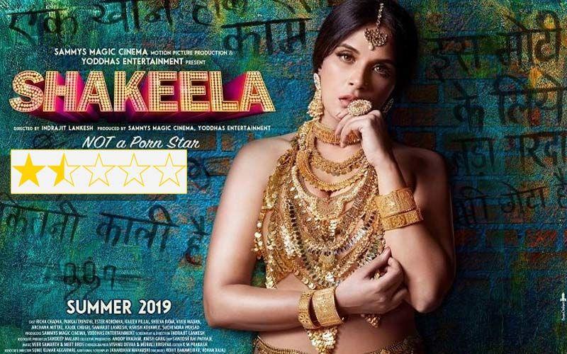 Shakeela Movie Review: Richa Chaddha-Pankaj Tripathi Starrer Is Dreadfully Trite And A Deceitful Pseudo-Biopic Of An Adult Star