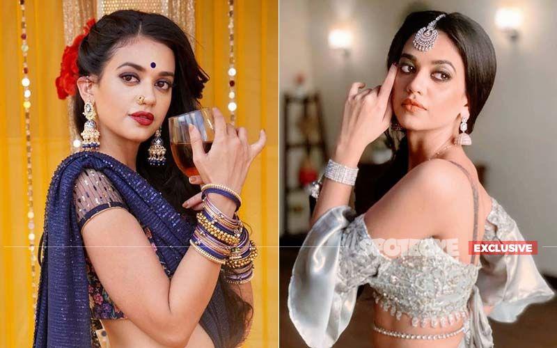 Namak Issk Ka Actress Shruti Sharma On Playing A Local Dancer: 'Had To Work On The Body Language And The Bihari Dialect'- EXCLUSIVE