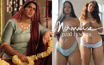 Rytasha Rathore Replies To Trolls For Slamming Her Bare Body Photoshoot: 'I Am Not Doing This For Attention'
