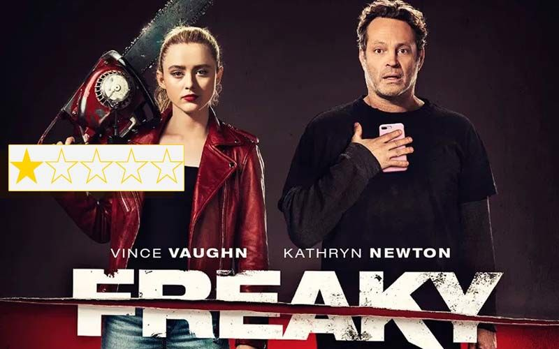 Freaky Movie Review: Vince Vaughn And Kathryn Newton Starrer Is The Rock Bottom  Of Mindless Entertainment