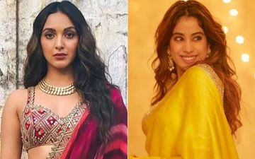 Check Out When Kiara Advani, Janhvi Kapoor, Samantha Akkineni And More Made Saree Look Sexy And Sassy
