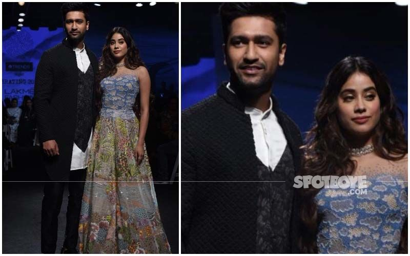 Lakme Fashion Week 2020, Curtain Raiser: Janhvi Kapoor And Vicky Kaushal Give The Extravaganza A Lukewarm Start