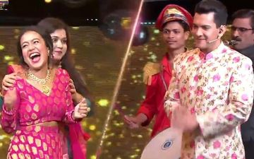 Indian Idol 11: Dulha Aditya Narayan Comes Riding A Horse And Dances With Baraatis For His Wedding With Neha Kakkar