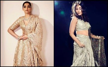 Sonam Vs Kareena In Itrh's Crushed Lehenga: Bebo Smartly Cuts Down The Shimmer, Wish Mrs Ahuja Had Done The Same
