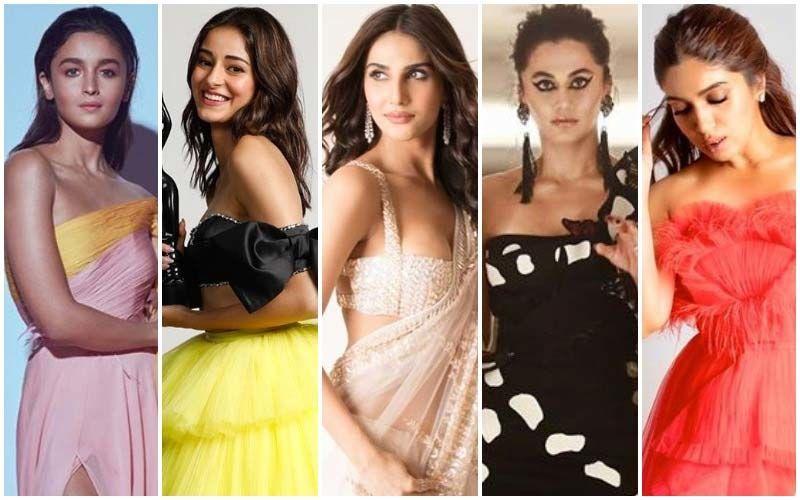 BEST DRESSED & WORST DRESSED At The Filmafare Awards 2020: Alia Bhatt, Ananya Panday,Vaani Kapoor, Taapsee Pannu Or Bhumi Pednekar?