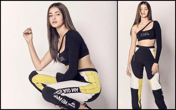 Wear Ananya Panday's HATKE Party Outfit If You're Bored With The Bling, LBDs And Bodycon Dresses