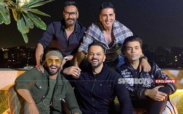 Sooryavanshi: Who Suggested Rohit Shetty To Release The Akshay Kumar-Ranveer Singh-Ajay Devgn's Cop Drama On March 24?- EXCLUSIVE