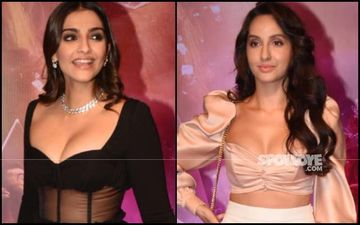 Sonam Kapoor Or Nora Fatehi: Who Looked HOTTER In The Sweetheart Neckline?