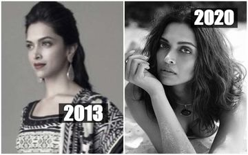Deepika Padukone's 13 PICTURES From 2013 To 2020 Which Prove She Loves To Live In 'Black-N-White'
