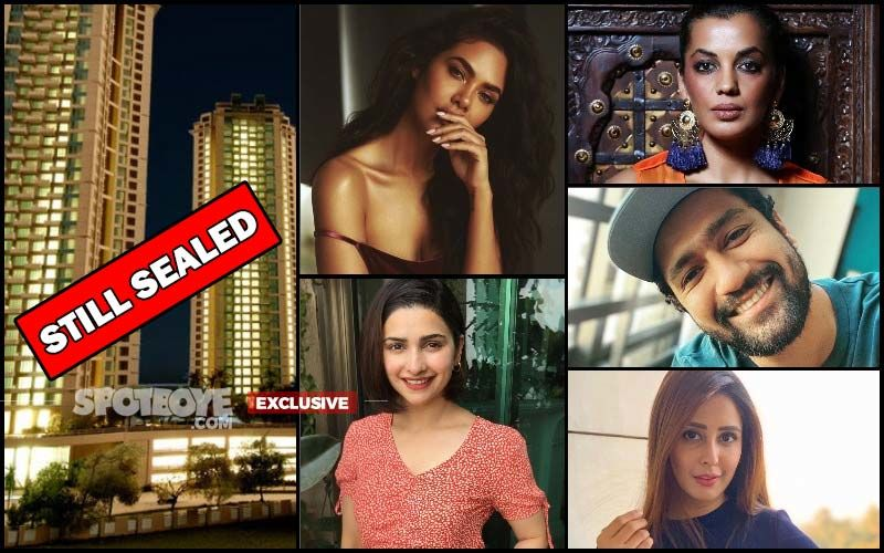 Vicky Kaushal-Mugdha Godse-Chahatt Khanna's Oberoi Springs STILL SEALED! Esha Gupta-Prachi Desai Also Stay In The Complex- EXCLUSIVE