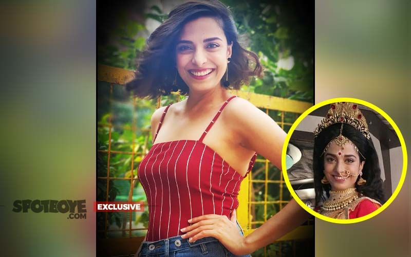 Why Does Mahabharat Actress Pooja Sharma Love Playing Mythological Roles Click To Know Exclusive