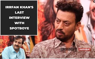 Irrfan Khan Passes Away: Here's My LAST INTERVIEW With The Piku Actor- EXCLUSIVE