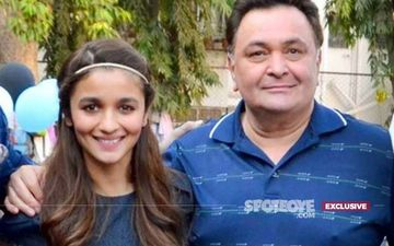Rishi Kapoor Demise: Alia Bhatt Breaks Down At The Hospital- EXCLUSIVE