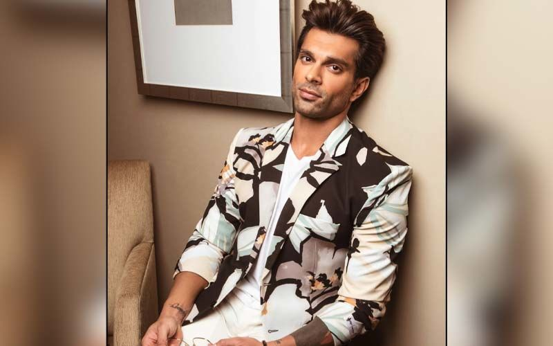 Karan Singh Grover Goes Bold While Flaunting His Abs; Here's The Secret To KSG's Six-pack Abs