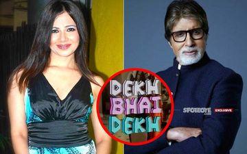 Dekh Bhai Dekh's Kirti Aka Natasha Singh: 'I Am An Actor Because Of Amitabh Bachchan Sir And I Still Don't Have A Picture With Him'- EXCLUSIVE