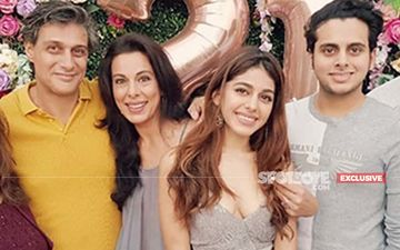 """Alaya And Omar Told Me, 'Mom, Sort Out Your Life Like Dad, Get Married Again,'"": Pooja Bedi- EXCLUSIVE"