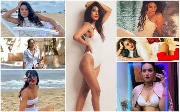 Nia Sharma Is Sexy In White: Monokini, Shirts, Structured Dress- 5 Times Actress Rocked The Colour!