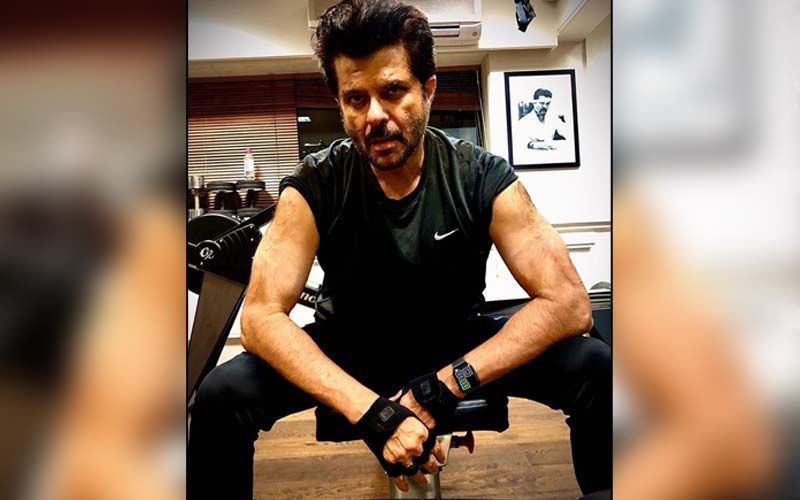 Anil Kapoor's Recent Workout Video Will Revive the Fitness Bug in You; Watch VIDEO