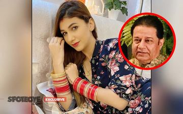 Jasleen Matharu's Picture With Sindoor And Chooda Made Fans Ask Her: 'Anup Jalota Se Toh Shaadi Nahin Karli?'- EXCLUSIVE