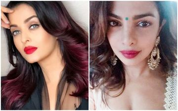 RED, A DISASTER? From Aishwarya Rai To Priyanka Chopra Jonas, Here Are Tips To Shop The Right Red For Your Lips
