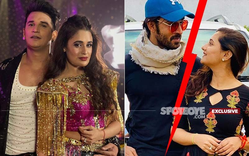 Prince Narula-Yuvika Chaudhary CONFIRM Taking A Stand Against Arhaan Khan For His Distasteful Comments About Rashami Desai- EXCLUSIVE