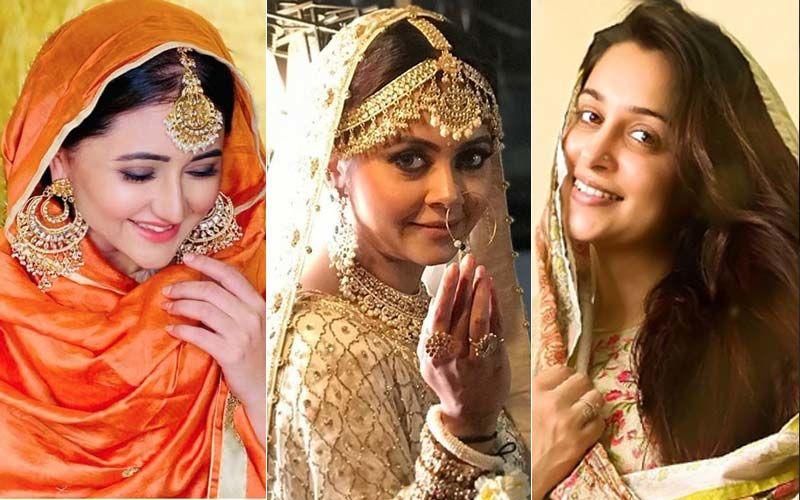 Rashami Desai, Devoleena Bhattacharjee Or Dipika Kakkar- Who Slayed The Most In Her Eid Outfit?