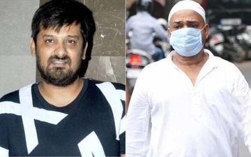 Wajid Khan Passes Away At 42: Brother Sajid Khan Reaches Crematorium In Tears- Pictures