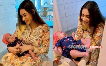 Smriti Khanna Gives Out EXCLUSIVE Details Of Her Baby Girl's 40-Day Completion Ceremony