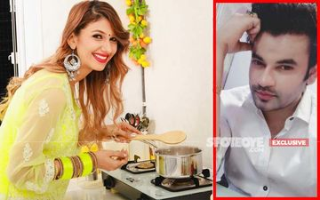 Jasleen Matharu LOVE STORY: 'His Name Is Abhinit Gupta, I Am Deeply In Love; Made Laddoos For The First Time For Him'- EXCLUSIVE