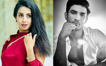 Sushant Singh Rajput Death: Sanjjanaa Galrani Trolled For Doing Makeup During LIVE News Chat On Actor's Tragic Demise; Lady Responds