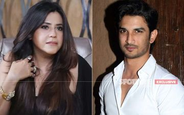 Sushant Singh Rajput Death: Ekta Kapoor To Hold A Prayer Meet For The Late Actor On June 18- EXCLUSIVE