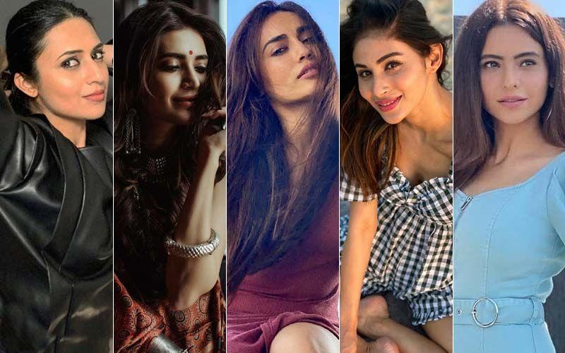 BEST DRESSED & WORST DRESSED Of The Week: Divyanka Tripathi, Karishma Tanna, Surbhi Jyoti, Mouni Roy Or Aamna Sharif?