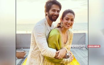 Shahid Kapoor-Mira Rajput Actively Helping In Daily Chores At The Radha Soami Satsang Dera Beas: More EXCLUSIVE Details Inside