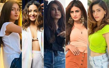 BEST DRESSED & WORST DRESSED Of The Week: Erica Fernandes, Hina Khan, Surbhi Jyoti, Bhumika Gurung Or Aamna Sharif?