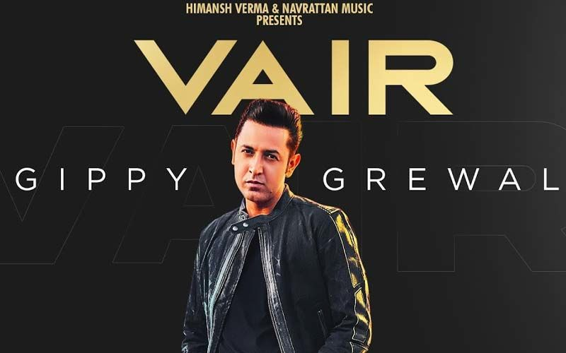 Gippy Grewal Hits The Music Charts With 'Vair'