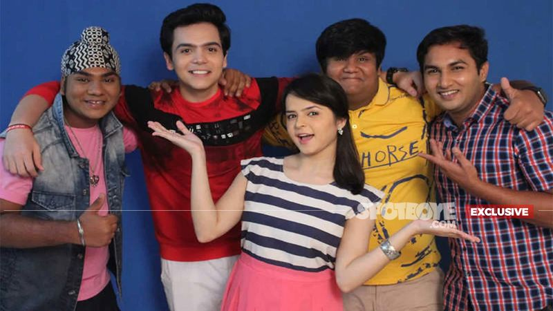 Taarak Mehta Ka Ooltah Chashmah Resumes Shoot: Team Tapu Sena On The Sets- EXCLUSIVE